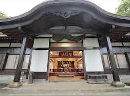 釣月寺 のうこつぼ 外観
