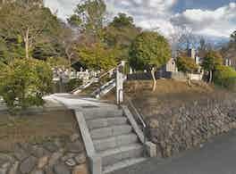 堺市営 堺公園墓地(鉢ヶ峯公園墓地) 外観