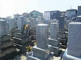 四日市市営 富洲原霊園