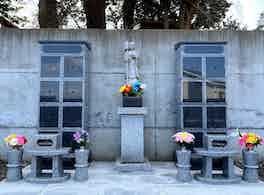 大蓮寺 のうこつぼ 墓
