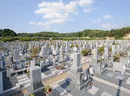 大阪枚方霊苑 霊園風景