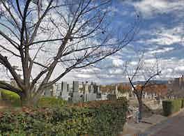 寝屋川市公園墓地 墓地