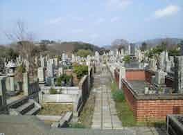 下関市営 東部墓地 墓地