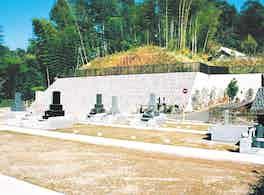 稲足神社霊園 お墓