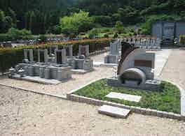 久留米中央霊園 入り口