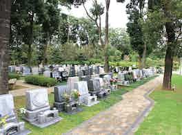 森のお墓 自然聖園 墓所区域