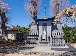 浄安寺墓苑 永代供養墓・樹木葬 永代供養墓
