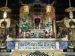 勝林寺 のうこつぼ 仏壇