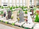 札幌もなみ ふれあいパーク 代々墓型納骨堂