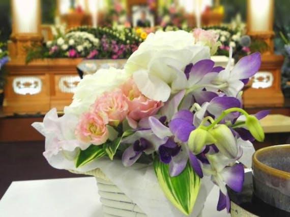 葬儀 仏花