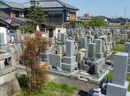 浄福寺 のうこつぼ 墓集