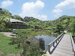 三浦霊園 庭園