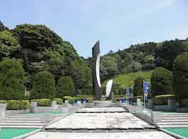 太宰府メモリアルパーク モニュメント