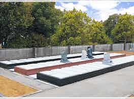 伊奈霊園 墓