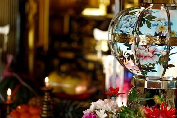 仏壇 お盆