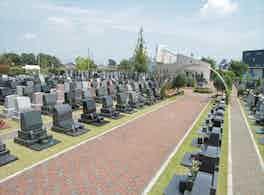 大宮霊園 第二期 霊園