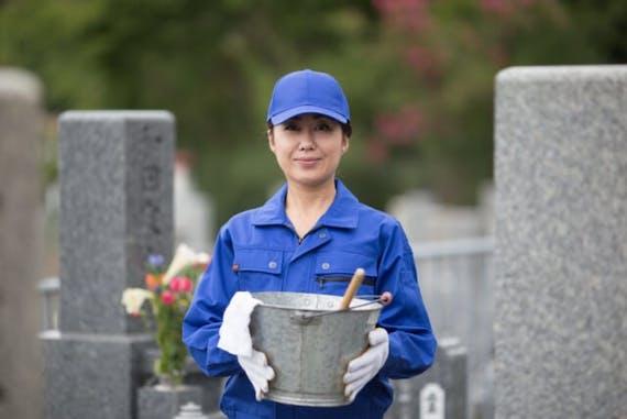 お墓掃除 代行サービスとは