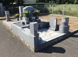 琴浦町営 きらり墓地