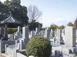 宝蔵院墓地