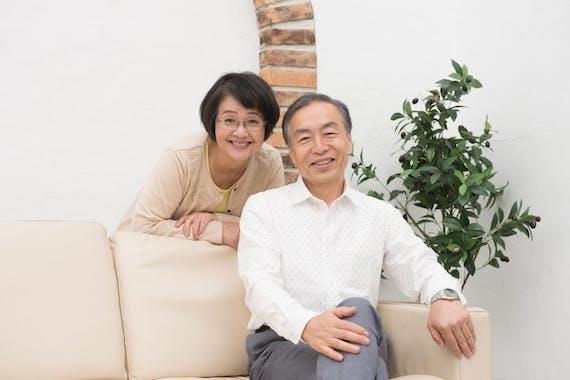 高齢者 夫婦