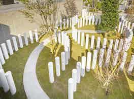 森林公園昭和浄苑 永代供養墓 柱