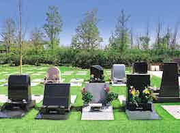 川越フォーシーズンメモリアル 芝生墓地