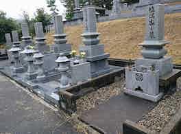 益田市営 都茂平和台墓地公園(3号)