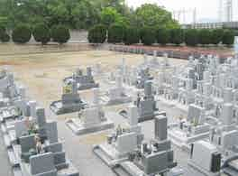 原・東山霊園 霊園