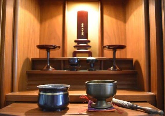 インテリア 仏壇