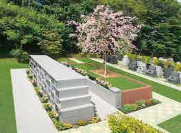 環境霊園 横浜みどりの森 樹木
