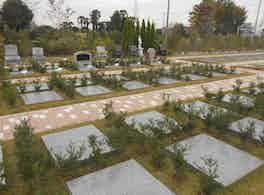大宮霊園 第二期 庭園