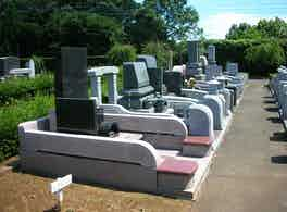水戸西の杜霊園 デザイン墓