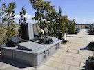 メモリアルガーデン桶川霊園 大きいお墓