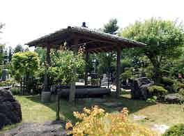 水戸メモリアル沙羅の郷 休憩所