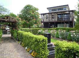 練馬ねむの木ガーデン 参道2