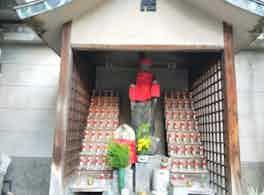 法界寺 のうこつぼ 地蔵