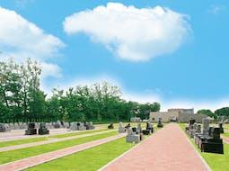 南川越霊園