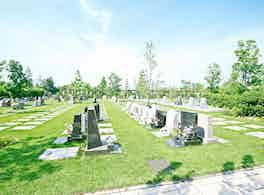 メモリアルフォレスト八千代 芝生墓地雰囲気