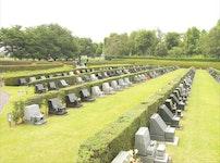 さいたま市営霊園 思い出の里 芝生参道