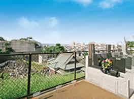 鎌倉富士見墓苑 墓所