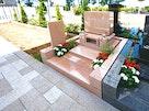 やすらぎの花の里 所沢西武霊園 墓石b