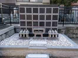 福王寺 のうこつぼ 集合墓