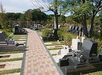 森のお墓 弥生の里・自然聖園 風景