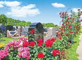 メモリアルパーク大和墓苑ふれあいの郷 緑