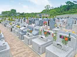 メモリアルサンステージ 墓石