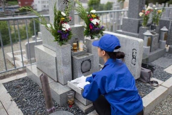 お墓掃除の代行サービス業者比較!内容や費用・内訳、注意点も紹介