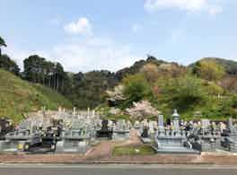 高城寺墓苑 区画
