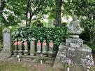 法巌寺 のうこつぼ 地蔵