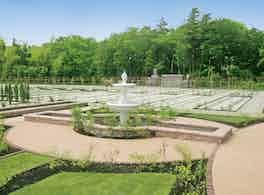 メモリアルパーク大和墓苑ふれあいの郷 霊園風景