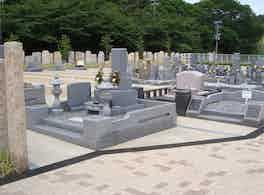 南大阪霊園 お墓